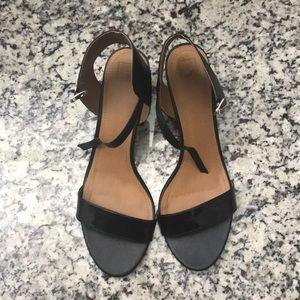 💥Sale💥 14th & Union Black Heels